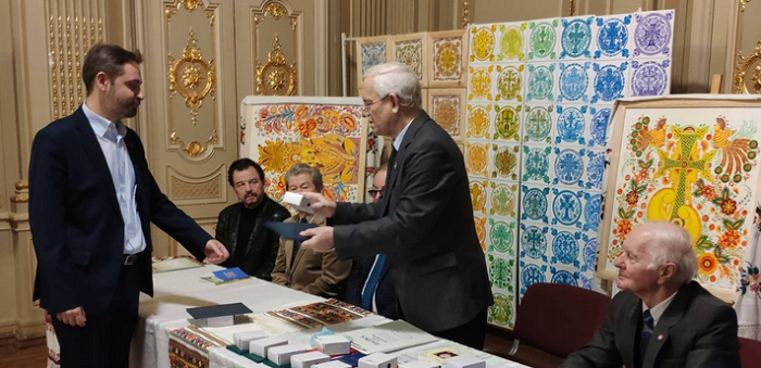Київського науковця нагородили премією за книги про духовну спадщину Афона