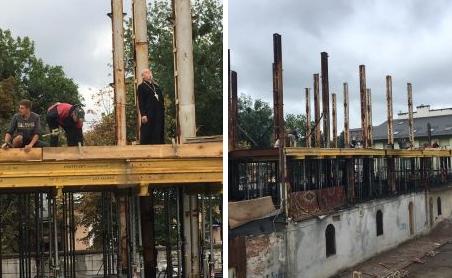 Інспекція визнала незаконною розбудову церкви УПЦ (МП) у Львові