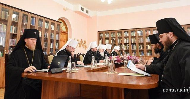 Синод ПЦУ створив нові комісії та скликає розширений Архієрейський Собор