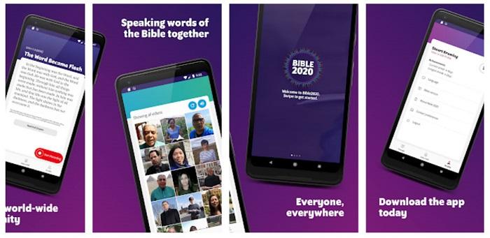 Українське біблійне товариство представило всесвітню ініціативу «Біблія–2020»