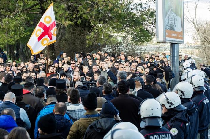 Глава УПЦ (МП) звинуватив Константинополь у церковній проблемі Чорногорії