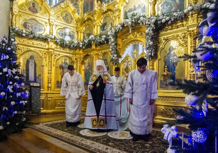 УПЦ (МП) «переживает ночь гонений», считает одесский митрополит