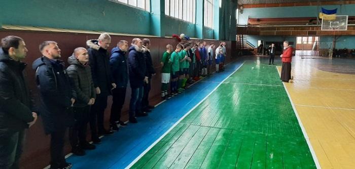 На Вінниччині римо-католики провели Різдвяний турнір з футзалу