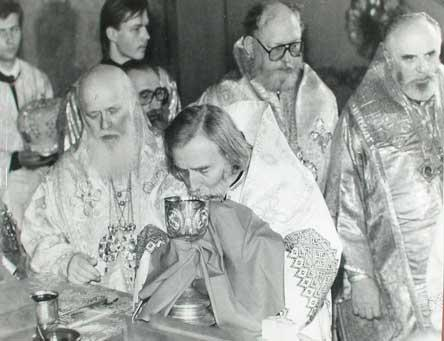 Самозваний «єпископ» Вікентій Чекалін і його участь у перших хіротоніях УАПЦ у березні 1990 р.