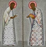 Живі святі люди