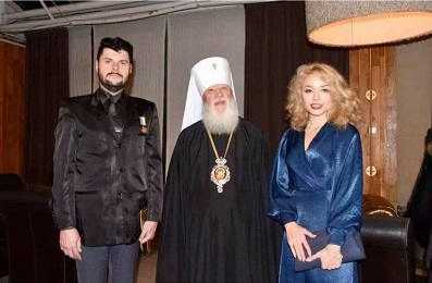 Митрополит УПЦ (МП) та ієромонах ПЦУ разом відзначили свято Хрещення