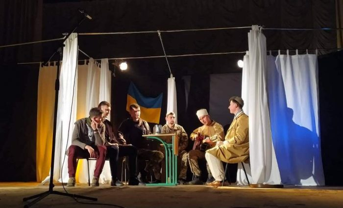 Монаший театр греко-католиків мандрує Україною
