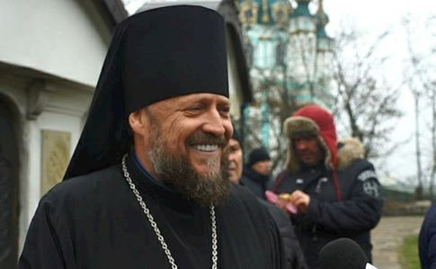 Суд повернув громадянство України єпископу УПЦ (МП), наміснику Десятинного монастиря