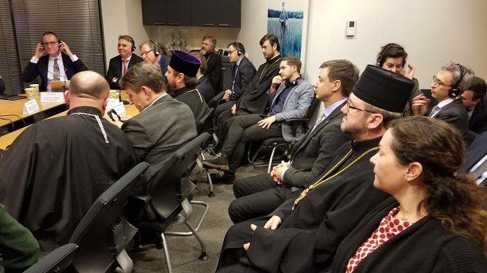 Посольство Нідерландів провело круглий стіл з активізації релігійної складової в миротворчому процесі України
