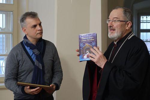 Повість «Різвдяна історія ослика Хвостика» отримала премію Мукачівської греко-католицької єпархії