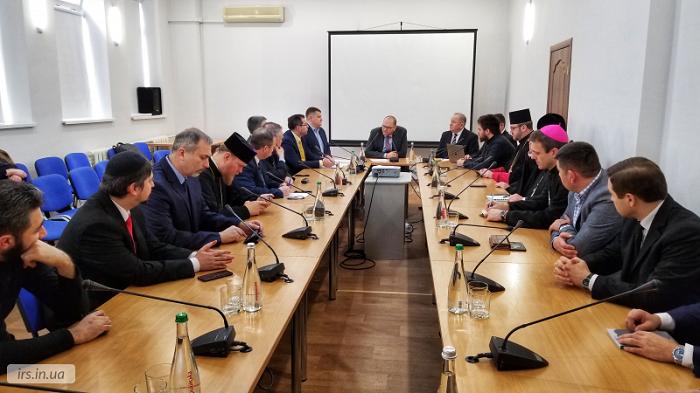 Мінкультури посилить співпрацю з Всеукраїнською Радою Церков