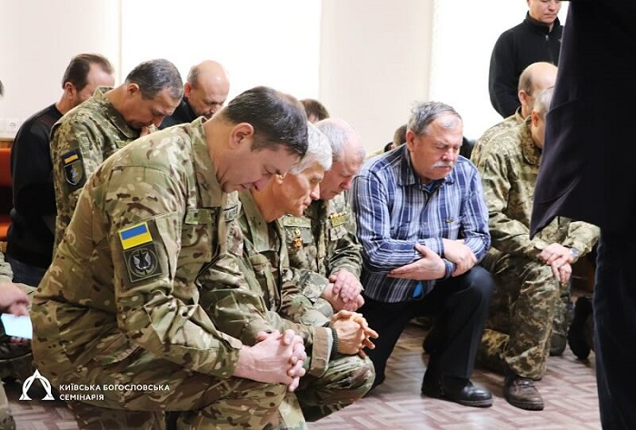 Баптисти провели всеукраїнську зустріч капеланів – військових, пенітенціарних, госпітальних, поліцейських, муніципальних