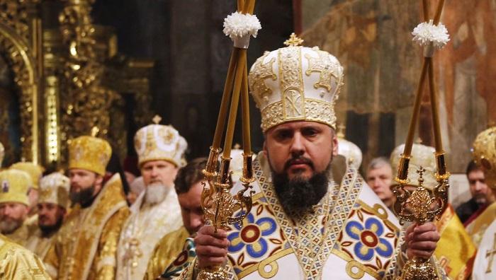У Києві відзначать першу річницю інтронізації предстоятеля ПЦУ