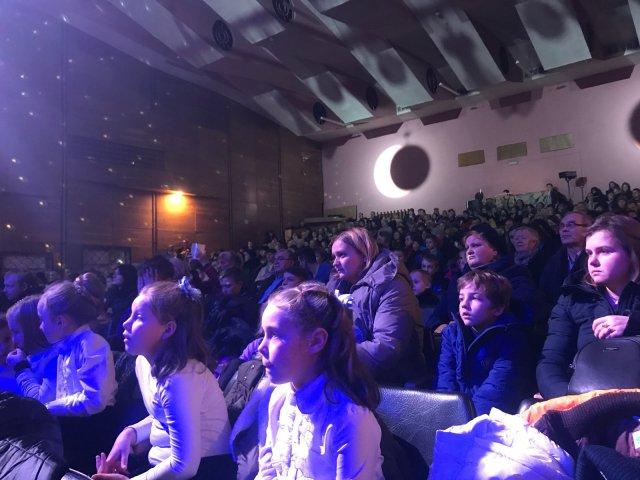 Баптисти організували свято Різдва і подарунки для 200 дітей-сиріт Київщини