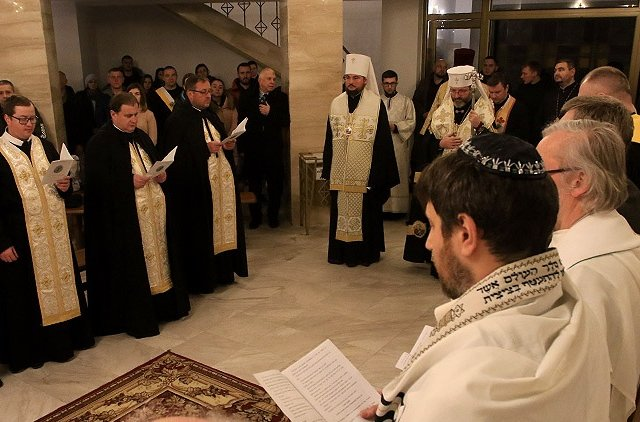 В Тернополі, Києві, Харкові відбулися екуменічні молитви за єдність християн