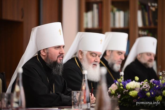 Філарету призупинили членство у Синоді ПЦУ
