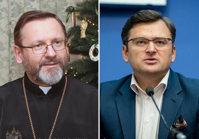 Глава УГКЦ з віце-прем'єром України обговорили європейську ідентичність, Стамбульську конвенцію та гендер