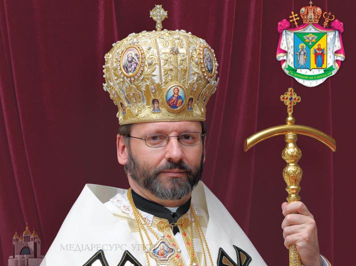 Глава УГКЦ подякував головному рабину України за ініціативу присвоєння Шептицькому звання «Праведник народів світу»