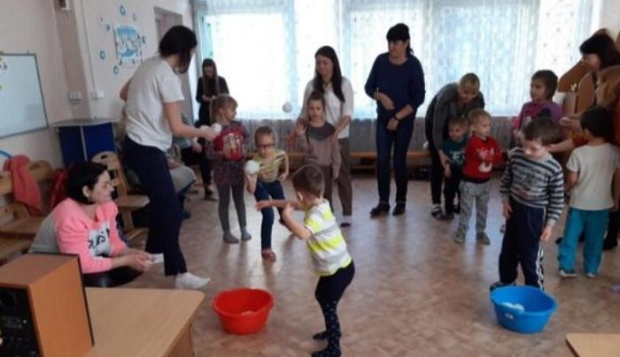 Адвентисти Сєвєродонецька провели благодійну програму для дітей з інвалідністю