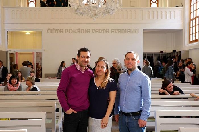 Баптисти організують у містах Словаччини українські богослужіння і церкви