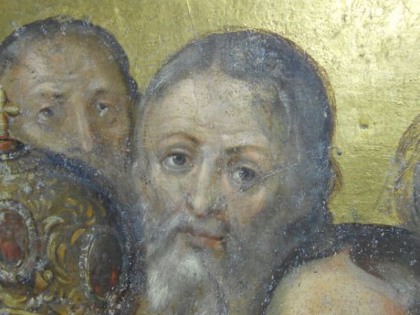 У Софійському соборі розчищають монументальний живопис 18-19 ст.
