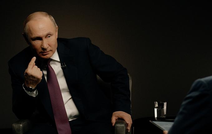 Путін побачив «повну незалежність» УПЦ (МП)