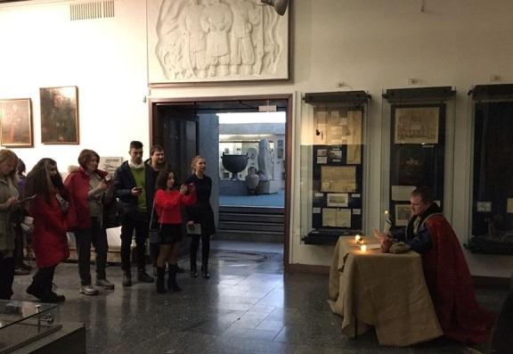 В Дніпропетровському та Ізмаїльському історичних музеях провели день святого Валентина