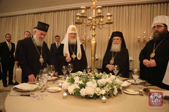 Очільники чотирьох Церков проводять нараду з української автокефалії