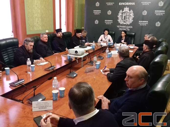 Чернівецька обласна рада церков закликає не панікувати у зв'язку з коронавірусом