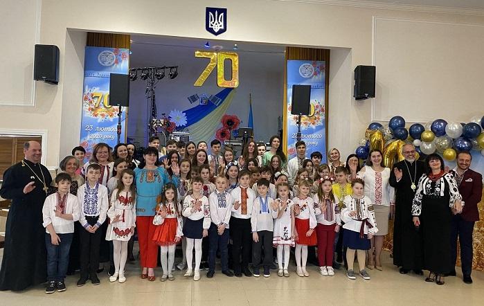 В Чікаго відзначили 70-ліття Школи українознавства та релігії