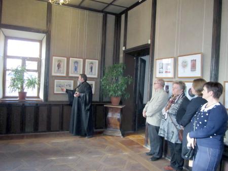Робота священника УПЦ (МП) висунута на здобуття премії імені Якова Паученка
