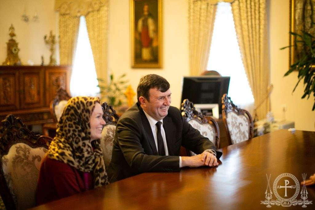 Посол Сербії висловив «однозначну підтримку і визнання» УПЦ (МП)