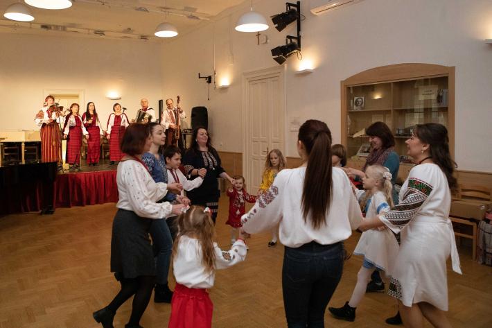 Український центр кардинала Гузара провів в Угорщині Дні української культури