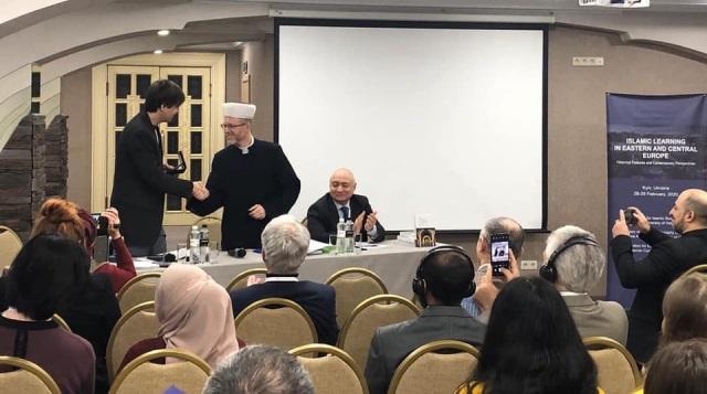 У столиці відбулася міжнародна конференція «Ісламська освіта в Східній і Центральній Європі»