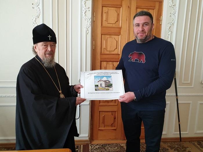 В Крыму реконструируют реабцентр УПЦ (МП)