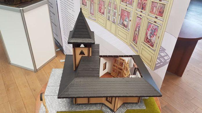 На Донбасі облаштовують першу «стоматологічну» церкву для військових