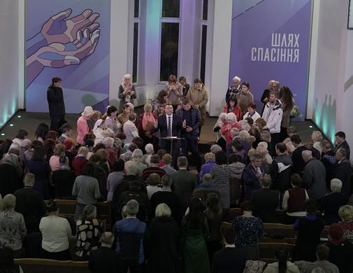 У Києві 25 пасторів моляться за кожного, хто має потребу у фізичному чи духовному зціленні