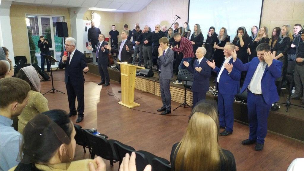 Студенти заснували у Києві ще одну п'ятидесятницьку церкву