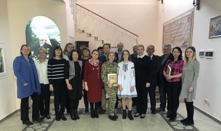 Товариство українців-католиків США провело літературно-кінематографічний захід на Тернопільщині