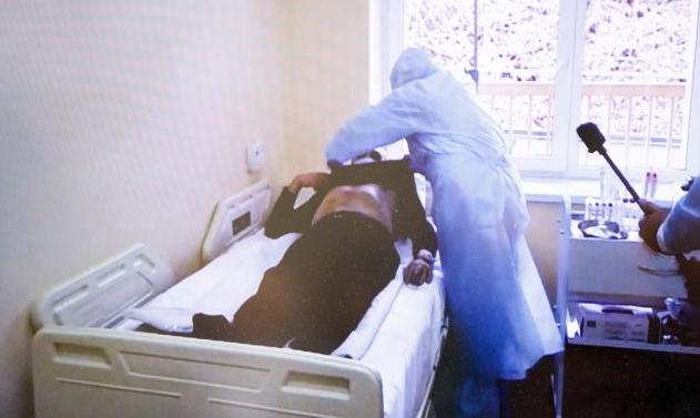 Група прихожан Мукачева інфікована коронавірусом 2019-nCoV