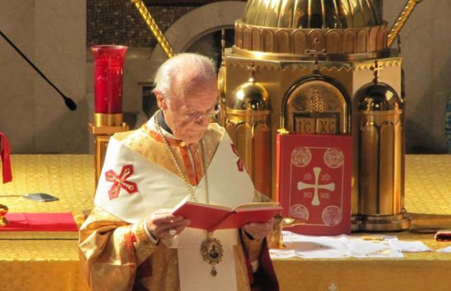 Від коронавірусу помер священник УГКЦ, а митрополита УГКЦ в США ушпиталили із ознаками COVID-19