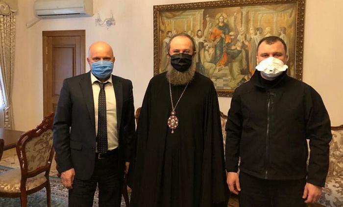 Глава УПЦ (МП) виступив проти «ложного геройства» під час епідемії