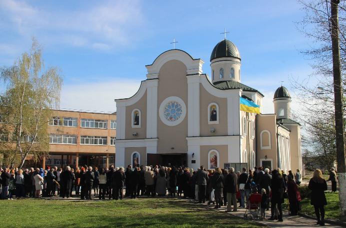 У львівській церкві УГКЦ у 4 священників виявили коронавірус