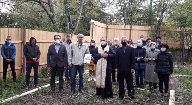 У Чернівцях розпочали будівництво нового храму УГКЦ