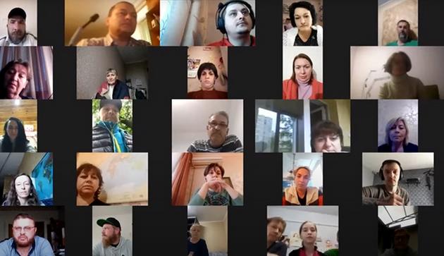 Відкриття «Інституту Тори для народів світу» відбулося в Україні в режимі онлайн
