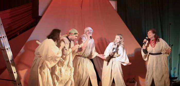 """Вышел первый мюзикл, созданный в киевской церкви """"Утренняя Звезда"""""""