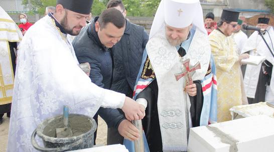 ПЦУ зводить храми в Тернополі та на Черкащині