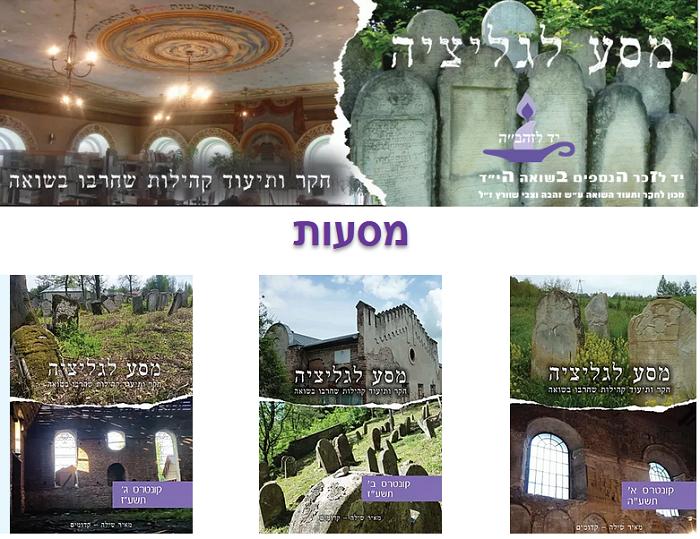 Створили новий ресурс про єврейську спадщину Західної Галичини