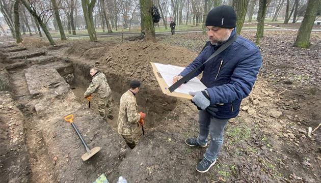 У Дніпрі ведуться археологічні роботи з дослідження фундаментів церкви Святого Лазаря