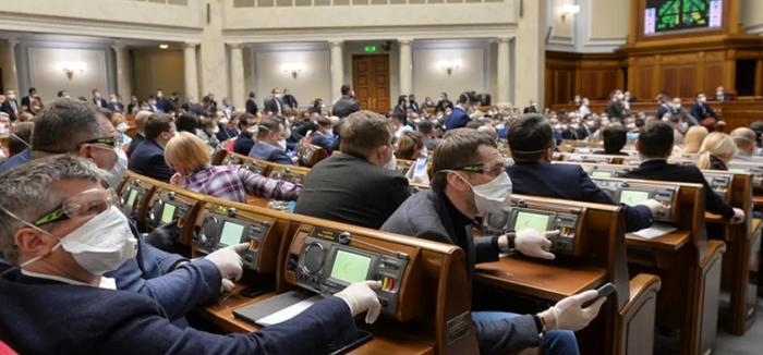 Верховна Рада відправила на повторне перше читання закон, який дозволяє СБУ захищати духовні та морально-етичні цінності суспільства